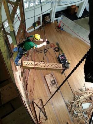 Plymouth organ renovation